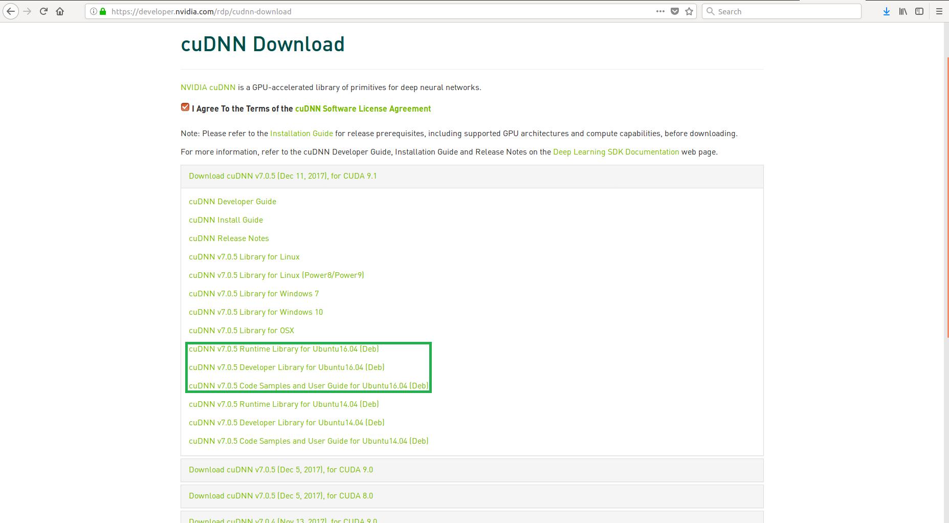 Install tensorflow gpu ubuntu 14 | Peatix